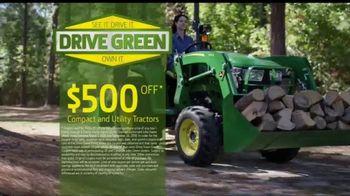 John Deere Drive Green Demo Days TV Spot, 'Your Chance to Test Drive' - Thumbnail 5