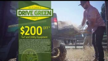 John Deere Drive Green Demo Days TV Spot, 'Your Chance to Test Drive' - Thumbnail 6
