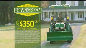 John Deere Drive Green Demo Days TV Spot, 'Your Chance to Test Drive' - Thumbnail 7