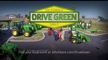 John Deere Drive Green Demo Days TV Spot, 'Your Chance to Test Drive' - Thumbnail 8