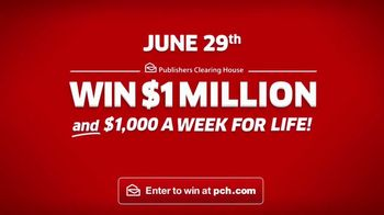 Publishers Clearing House TV Spot, 'June 29: Go Online' - Thumbnail 9
