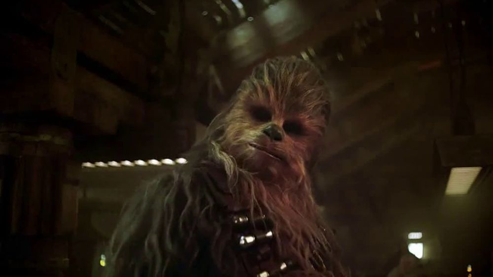 Denny's Solo: A Star Wars Story Inspired Menu TV Commercial, 'Pumped'