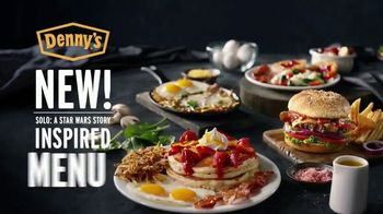 Denny's Solo: A Star Wars Story Inspired Menu TV Spot, 'Pumped' - Thumbnail 8