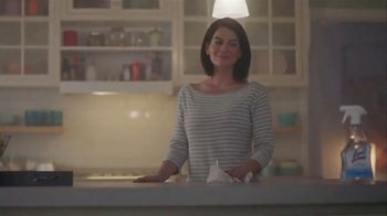 Lysol Daily Cleanser TV Spot, 'Where You Clean the Most' - Thumbnail 9