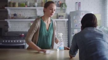 Lysol Daily Cleanser TV Spot, 'Where You Clean the Most' - Thumbnail 2