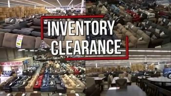 American Freight Inventory Clearance TV Spot, 'Living Room Packages'