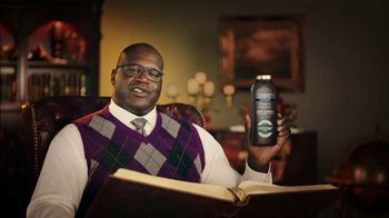 Gold Bond Men's Essentials Body Powder TV Spot, 'Shaq Wisdom: Sprinkle' - 908 commercial airings