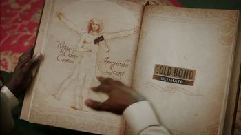 Gold Bond Men's Essentials Body Powder TV Spot, 'Shaq Wisdom: Sprinkle' - Thumbnail 8