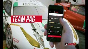 IMSA App TV Spot, 'Fan Experience' - 81 commercial airings