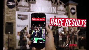 IMSA App TV Spot, 'Fan Experience' - Thumbnail 10