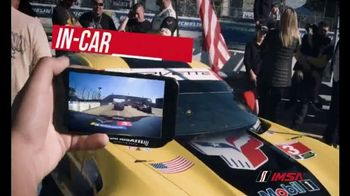 IMSA App TV Spot, 'Fan Experience' - Thumbnail 6