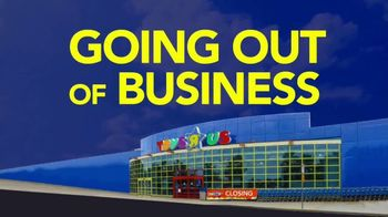 Toys R Us & Babies R Us Going Out of Business Liquidation TV Spot, 'Toys' - Thumbnail 1