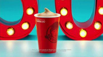 Wendy's Frosty TV Spot, 'Celebra' [Spanish] - Thumbnail 4