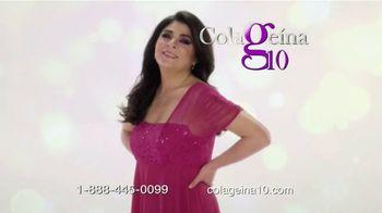 Colageína 10 TV Spot, 'Producción de colágeno' con Victoria Ruffo [Spanish] - Thumbnail 4