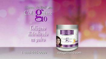 Colageína 10 TV Spot, 'Producción de colágeno' con Victoria Ruffo [Spanish] - Thumbnail 5