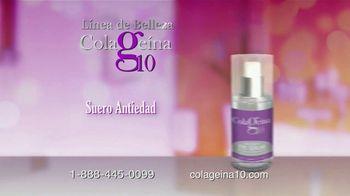 Colageína 10 TV Spot, 'Producción de colágeno' con Victoria Ruffo [Spanish] - Thumbnail 6