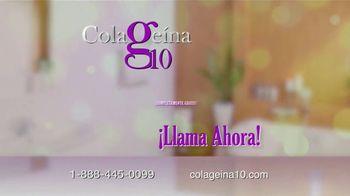 Colageína 10 TV Spot, 'Producción de colágeno' con Victoria Ruffo [Spanish] - Thumbnail 7