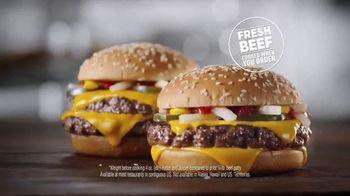 McDonald's Quarter Pounder TV Spot, 'Speechless: Nathan' Feat. John Goodman - Thumbnail 10