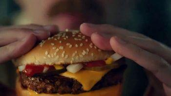 McDonald's Quarter Pounder TV Spot, 'Speechless: Nathan' Feat. John Goodman - Thumbnail 5