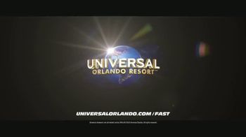 Universal Orlando Resort TV Spot, 'Fast & Furious Supercharged: Rita Ora' - Thumbnail 7