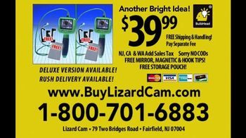 Lizard Cam TV Spot, 'Goes Anywhere You Can't See' - Thumbnail 7
