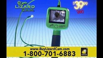 Lizard Cam TV Spot, 'Goes Anywhere You Can't See' - Thumbnail 5