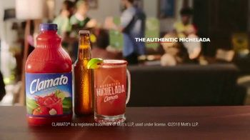 Clamato TV Spot, 'Michelada Taste' - Thumbnail 10