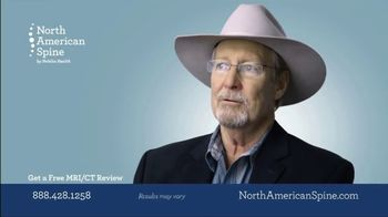 North American Spine TV Spot, 'Get Back to Being Yourself' - Thumbnail 5