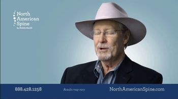North American Spine TV Spot, 'Get Back to Being Yourself' - Thumbnail 7