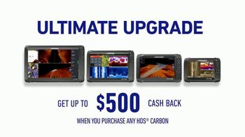 Lowrance Ultimate Upgrade Sales Event TV Spot, 'Choice of Champions' - Thumbnail 8