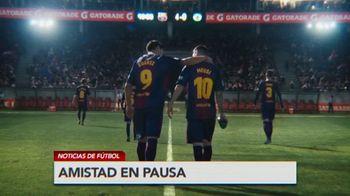 Gatorade TV Spot, 'Todo cambia' con. Lionel Messi, Luis Suárez [Spanish] - Thumbnail 1