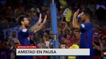 Gatorade TV Spot, 'Todo cambia' con. Lionel Messi, Luis Suárez [Spanish] - Thumbnail 2