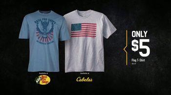Bass Pro Shops Go Outdoors Event & Sale TV Spot, 'Shirts, Cooler and Packs' - Thumbnail 8