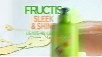 Garnier Fructis Sleek & Shine TV Spot, 'No Parabens' Song by Bruno Mars - Thumbnail 8