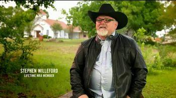 National Rifle Association TV Spot, 'It's Not the Gun, It's the Heart'