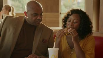 McDonald's Quarter Pounder TV Spot, 'Speechless: Susan' Ft. Charles Barkley