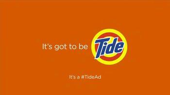 Tide TV Spot, 'Mic'd Up: A Thursday Night Tide Ad' Featuring Malcolm Jenkins, Troy Aikman, Joe Buck - Thumbnail 10