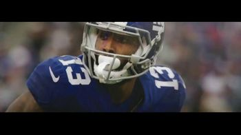 NFL TV Spot, 'Ready, Set, NFL: Odell Beckham Jr.' - 3 commercial airings