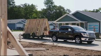 2019 Nissan Titan TV Spot, 'Building Pride' Song by Imagine Dragons [T2]