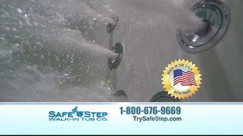 Safe Step Walk-In Tub TV Spot, 'Customer Testimonials' - Thumbnail 6