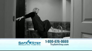 Safe Step Walk-In Tub TV Spot, \'Customer Testimonials\'