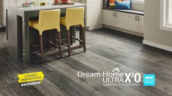 Lumber Liquidators Waterproof Flooring TV Spot, 'Worry Proof Floors!' - Thumbnail 6