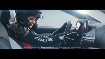 2019 Kia Forte TV Spot, 'Unruled: Forte vs. Forte' Featuring Collete Davis [T2] - Thumbnail 6