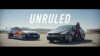 2019 Kia Forte TV Spot, 'Unruled: Forte vs. Forte' Featuring Collete Davis [T2] - 1245 commercial airings