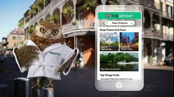 TripAdvisor TV Spot, 'Smooth Sailing New Orleans'