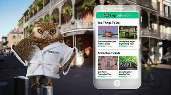 TripAdvisor TV Spot, 'Smooth Sailing New Orleans' - Thumbnail 4