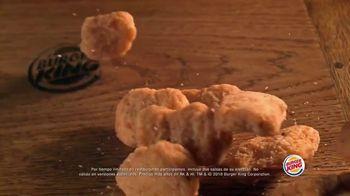 Burger King Chicken Nuggets TV Spot, 'El rey se ha vuelto loco' [Spanish] - Thumbnail 5