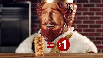 Burger King Chicken Nuggets TV Spot, 'El rey se ha vuelto loco' [Spanish] - Thumbnail 8