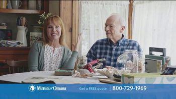 Mutual of Omaha Guaranteed Whole Life Insurance Policy TV Spot, 'Final Expenses' - Thumbnail 2