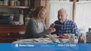 Mutual of Omaha Guaranteed Whole Life Insurance Policy TV Spot, 'Final Expenses'